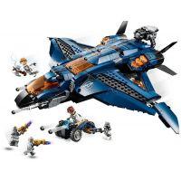 LEGO Super Heroes 76126 Parádny tryskáč Avengerov