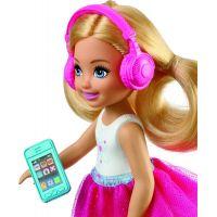 Mattel Barbie Chelsea cestovateľka 2