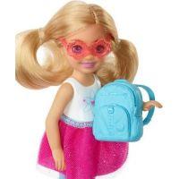 Mattel Barbie Chelsea cestovateľka 3