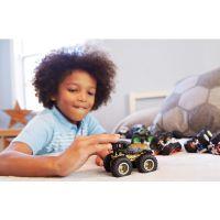 Mattel Hot Wheels Monster trucks demolačné duo LocoPunk VS Pure Musole FYJ66 2