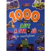 1000 áut a strojov CZ