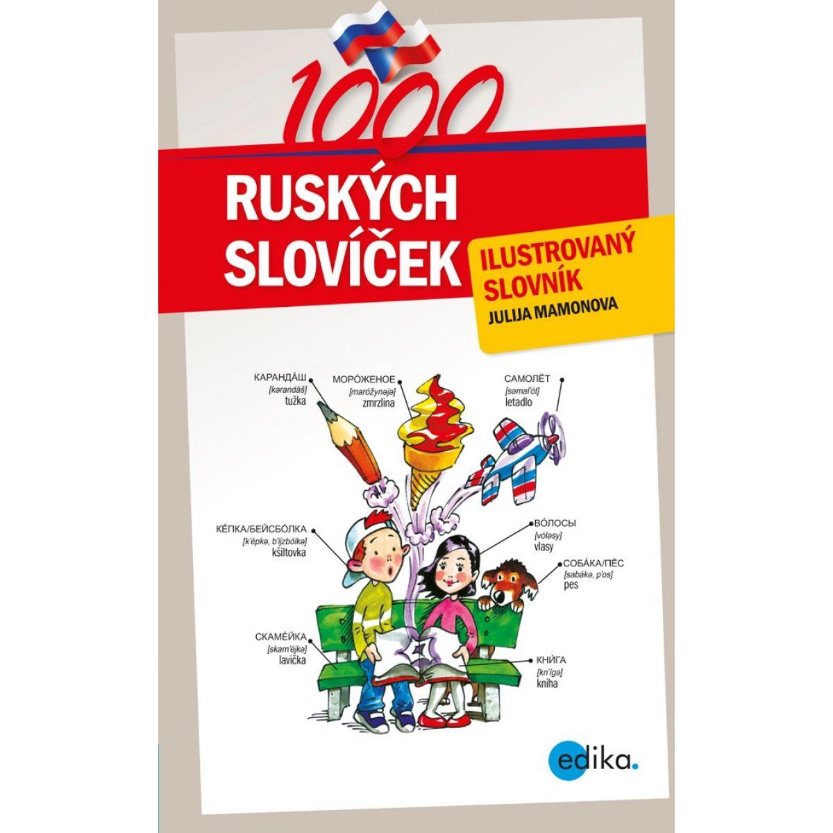 1000 ruských slovíčok