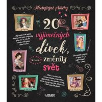 Klub čitateľov 20 vynímočných dievčat, ktoré zmenili svet CZ