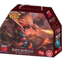 3D Puzzle Draky 3v1