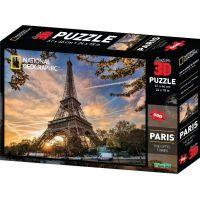 3D Puzzle Paříž 500 dielikov