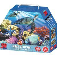 3D Puzzle Zvieracie kráľovstvo 3v1