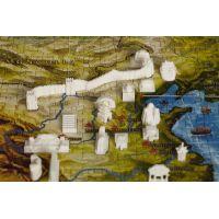 4D Cityscape puzzle National Geographic Staroveká Čína 4
