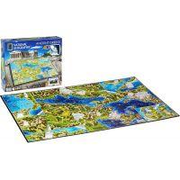 4D Cityscape puzzle National Geographic Staroveké Grécko 2