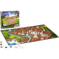 4D Cityscape puzzle National Geographic Staroveký Rím 2