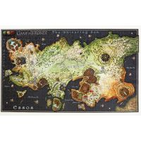 4D CITYSCAPE puzzle Hra o tróny Game of Thrones ESSO 2