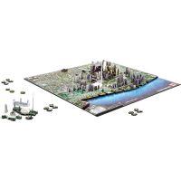 4D Cityscape puzzle Time Panorama Toronto 3