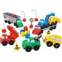 Abrick 3089 stavebné autá