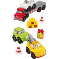 Abrick 3245 Transportér + 3 autá 38 ks 2