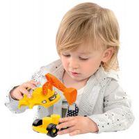 Ecoiffier stavebné autíčka Abrick 3252 oranžové 6