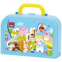 Abrick 7769 Maxi Kocky zvieratká v kufríku