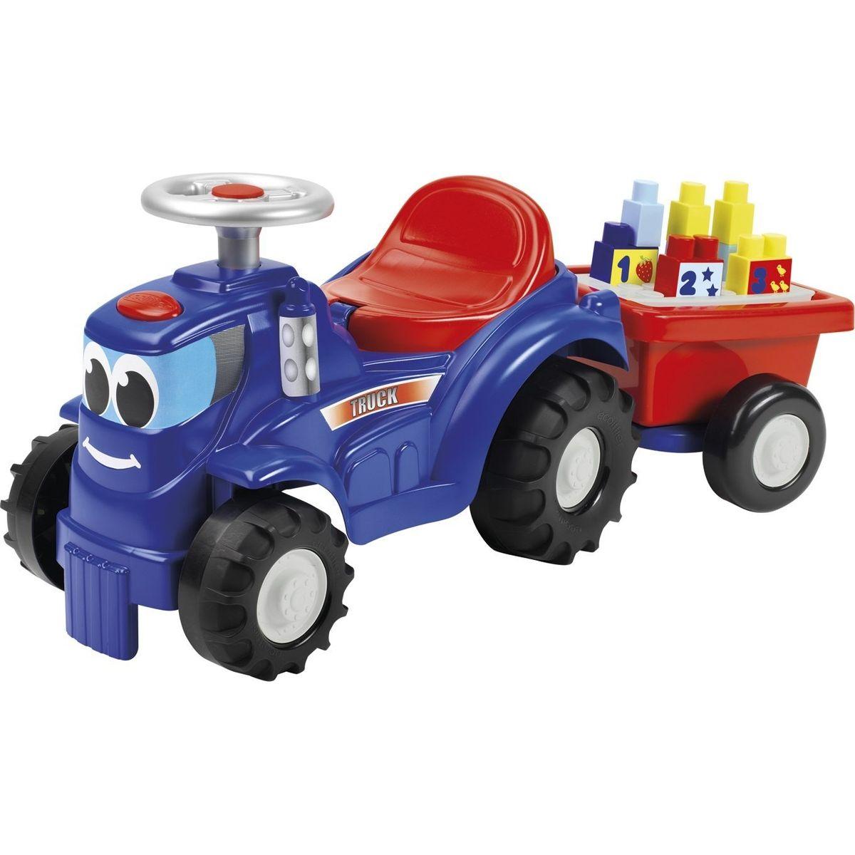 Abrick 7799 Maxi  Traktor s vozíkom
