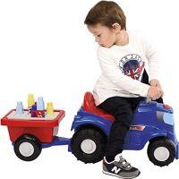 Abrick 7799 Maxi  Traktor s vozíkom 2