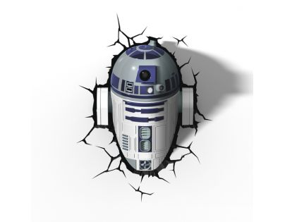 ADC Black Fire 3D světlo EP7 Star Wars R2D2