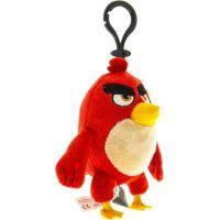 Prívesok na kľúče ADC Blackfire ANGRY BIRDS PLYŠOVÁ HRAČKA RED 14 CM