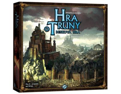 Fantasy Flight Games FVA65 - Hra o Trůny - desková hra