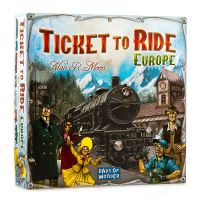ADC Blackfire Ticket to Ride: Europe
