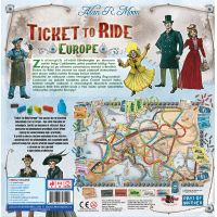 ADC Blackfire Ticket to Ride: Europe 2