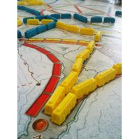 Days of Wonder 717516 - Ticket to Ride 3