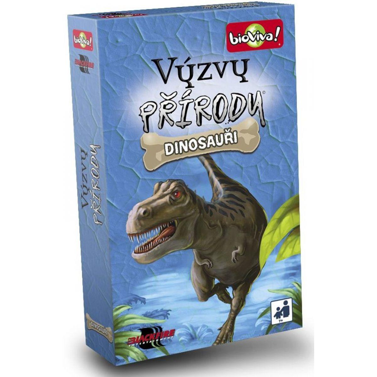Bioviva! Výzvy přírody: Dinosauři