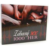Desková hra Zábavný sex: 1000 her v češtině