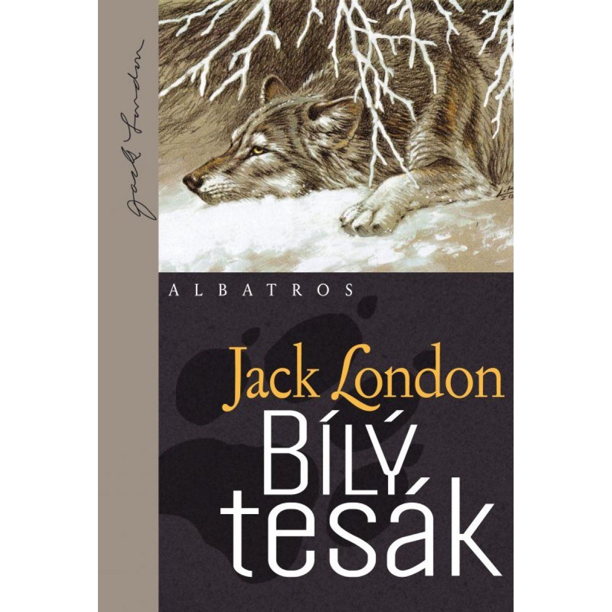 Biely tesák - 13. vyd. - Jack London