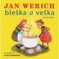 Bleška a veška - Jan Werich, Vlasta Baránková
