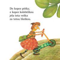 Bleška a veška - Jan Werich, Vlasta Baránková 2