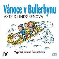 CD-Vánoce v Bullerbynu - Astrid Lindgren, Libuše Šafránková