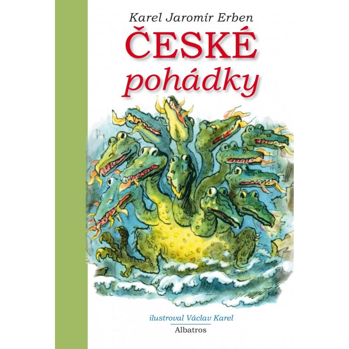 České pohádky K. J. Erbena