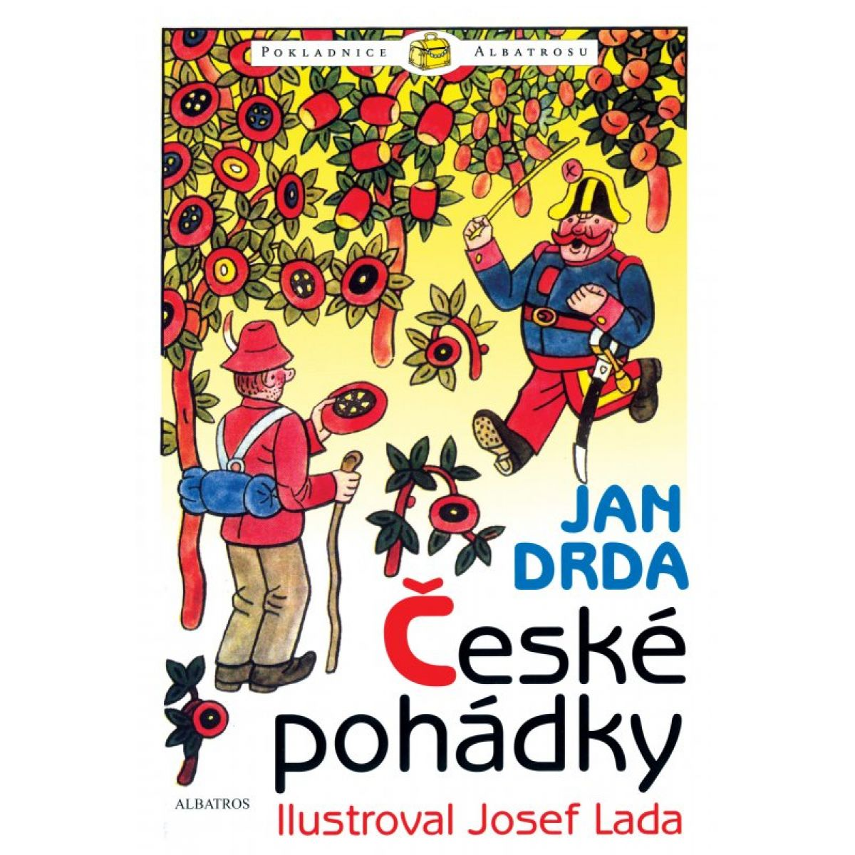 České pohádky - 4. vyd. - Jan Drda, Josef Lada