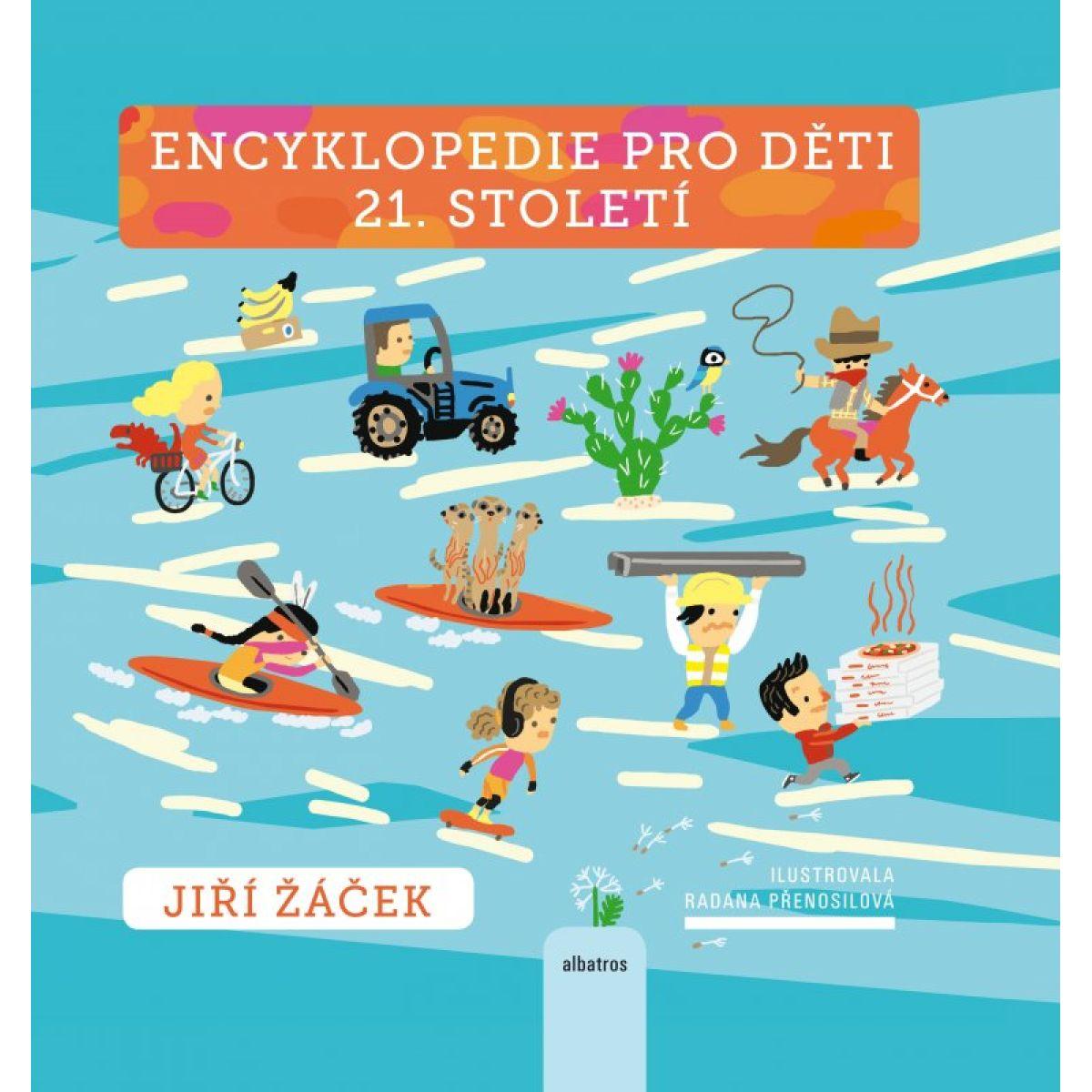 Encyklopédia pre deti 21.storočia