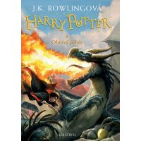 Harry Potter a Ohnivá čaša JK Rowlingová