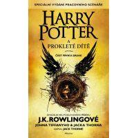 Albatros Harry Potter a prekliate dieťa