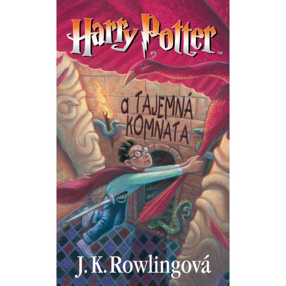 Harry Potter a Tajemná komnata - Joanne K. Rowling