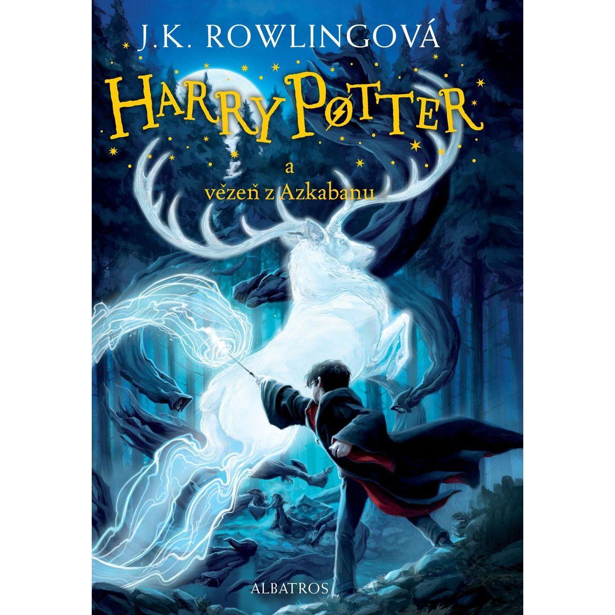 Harry Potter a väzeň z Azkabanu JK Rowlingová