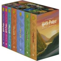 Harry Potter box 1-7 JK Rowlingová CZ