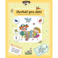Herbář pro děti Oldřich Růžička CZ