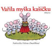 Detské Leporelo Varila Myšička kašičku
