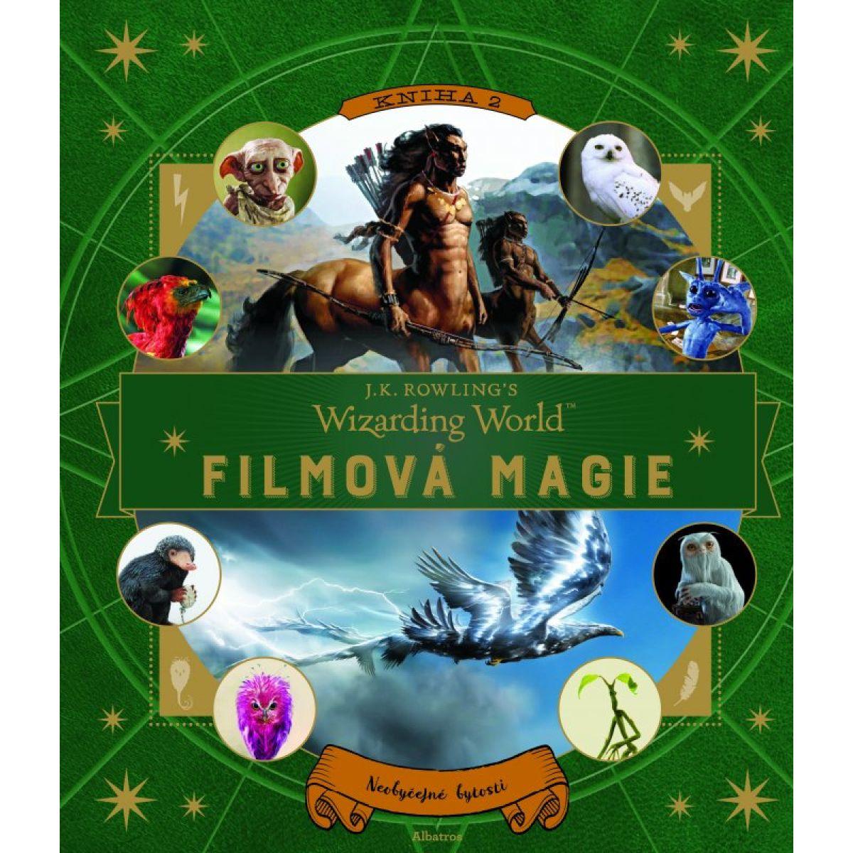 Kouzelnický svět J. K. Rowlingové: Filmová magie 2 Jody Revensonová CZ
