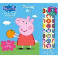 Albatros Peppa Pig Moje první knížka příběhů a aktivit