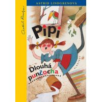 Pipi Dlhá pančucha - 9. vyd. - Astrid Lindgrenová, Adolf Born