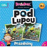 Albi BrainBox Pod lupou Prázdniny 2