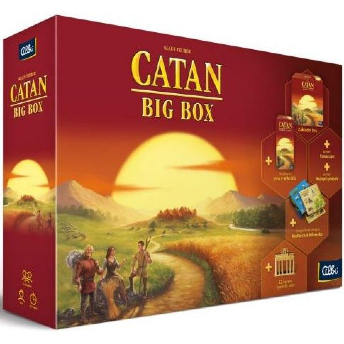 Albi Catan Big Box