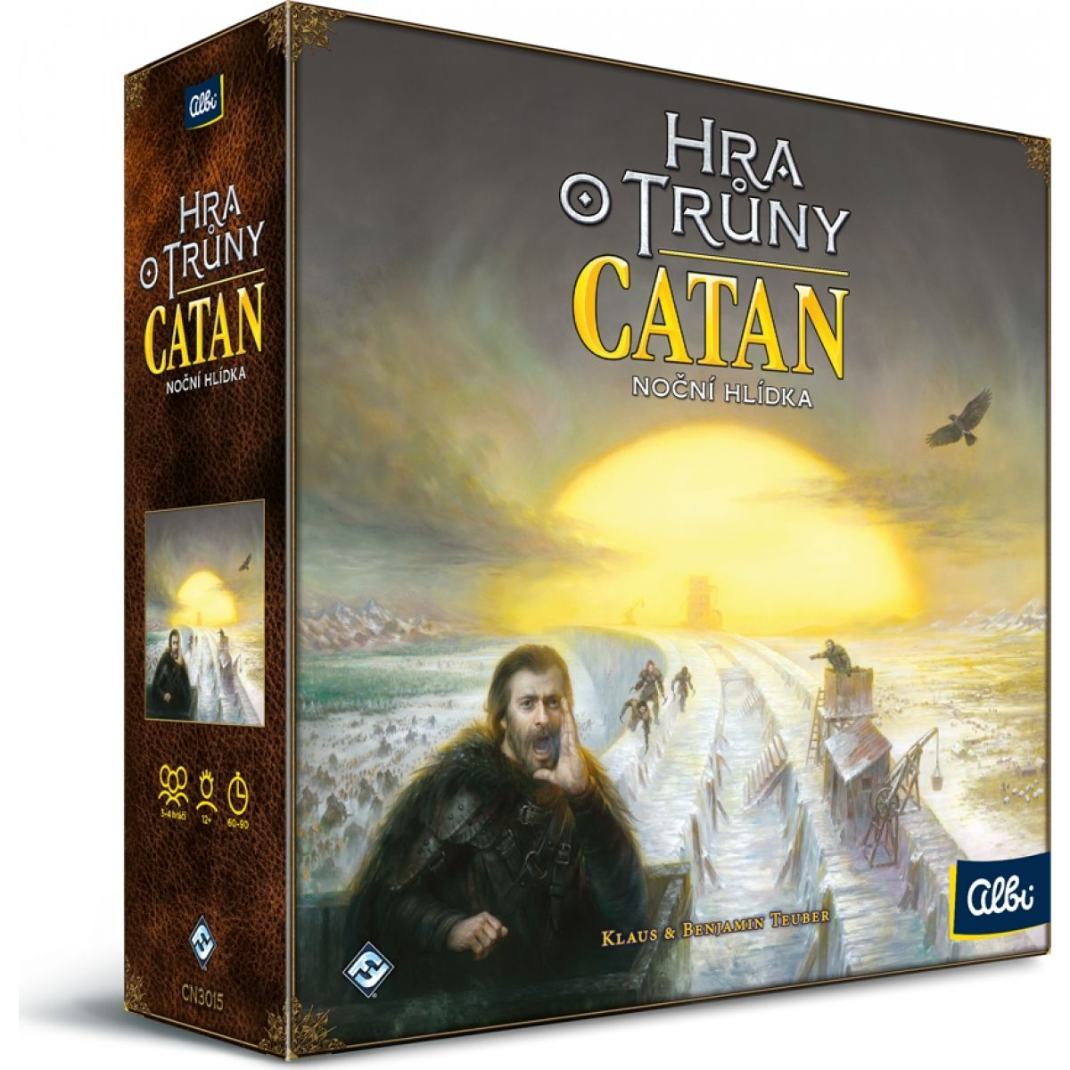 Albi Catan Hra o tróny
