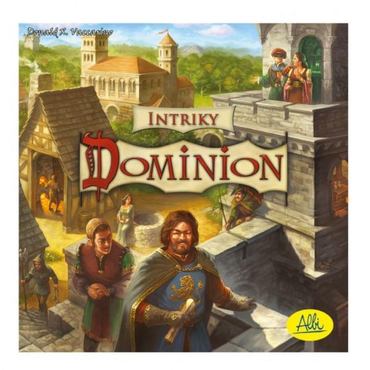 Albi Dominion Intriky